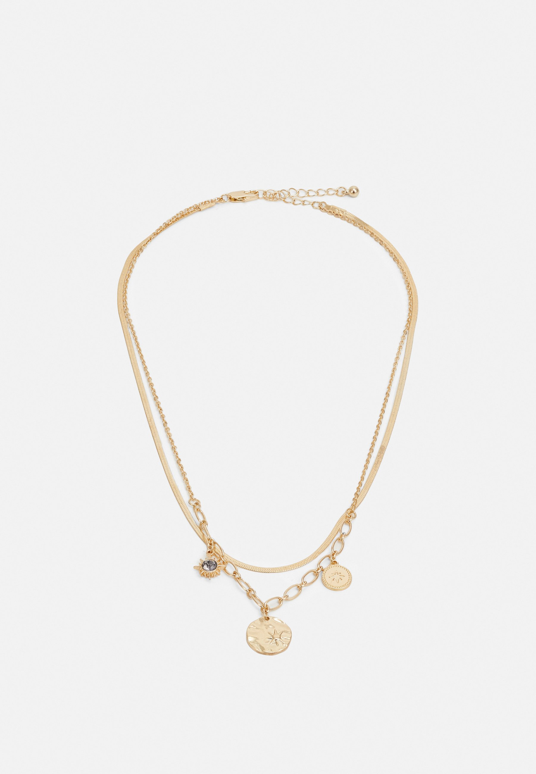 Women PCFEMILINE COMBI NECKLACE - Necklace