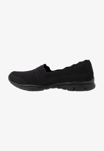 SEAGER - Loafers - black