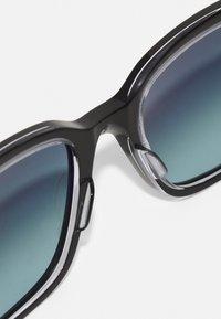 Ray-Ban - Sunglasses - shiny black/transparent - 2