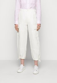 Polo Ralph Lauren - Spodnie materiałowe - antique cream - 0
