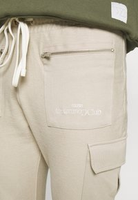 The Couture Club - LOOPBACK JOGGER - Tracksuit bottoms - stone - 5