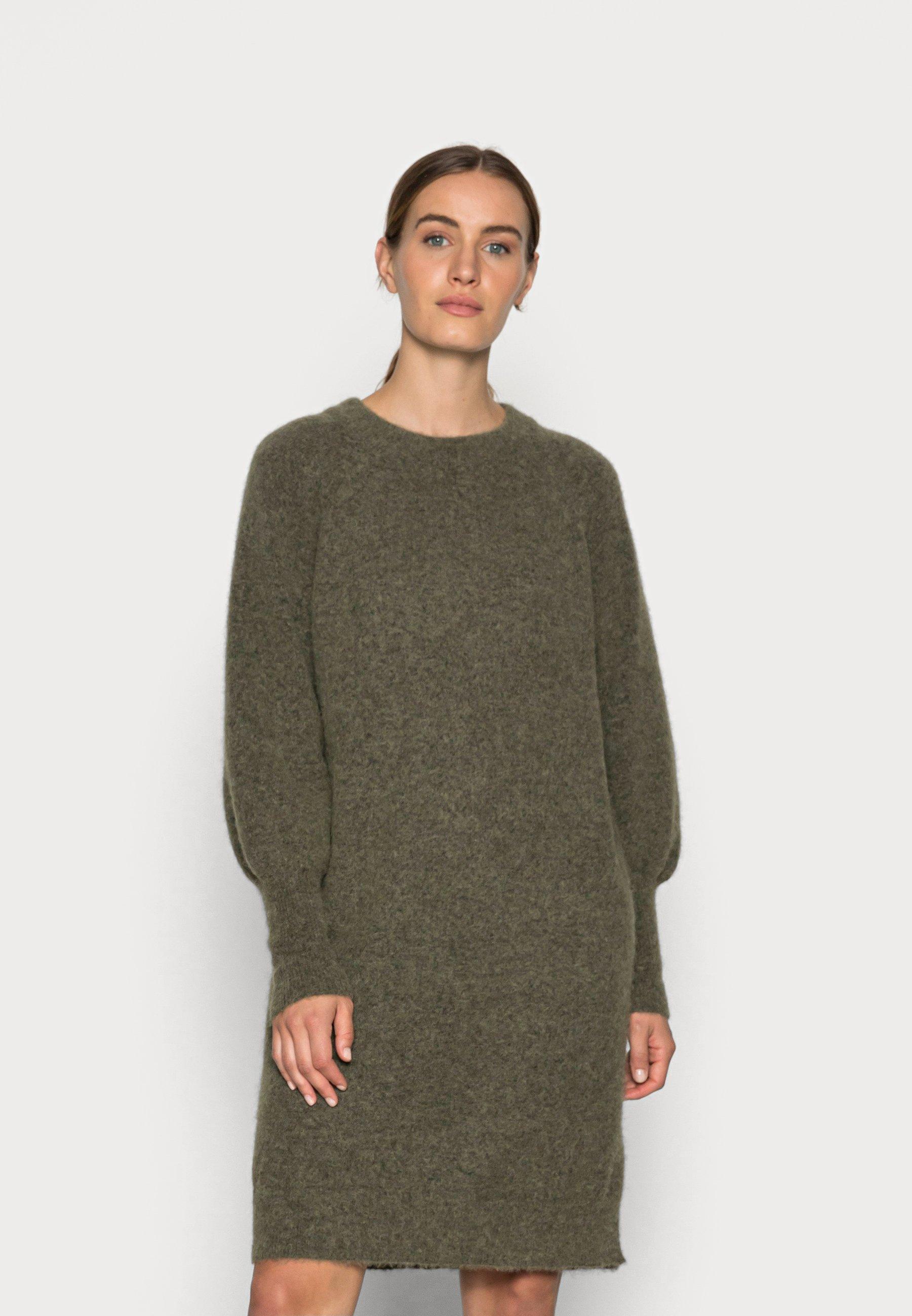 Women SLFSIF KAYA DRESS O NECK  - Jumper dress