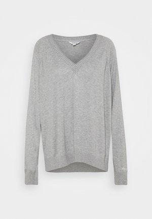 EMMA - Jumper - grey marl