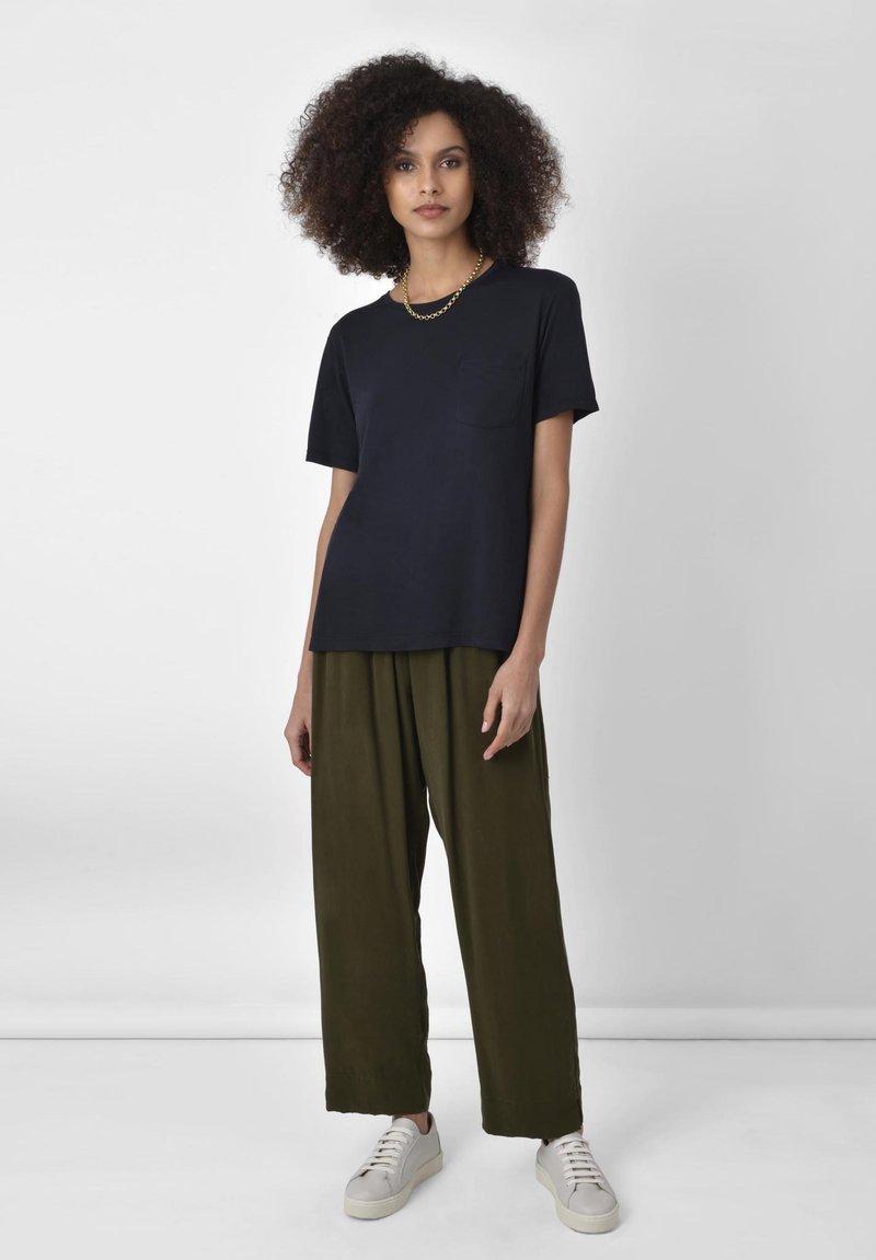 Ro&Zo - Basic T-shirt - black