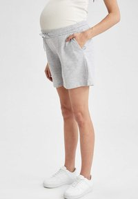 DeFacto - Shorts - grey - 2