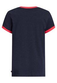WE Fashion - T-shirt print - dark blue - 4