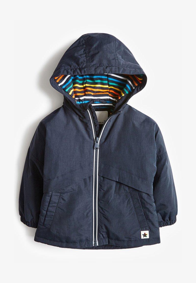 Next - Zimní kabát - dark blue
