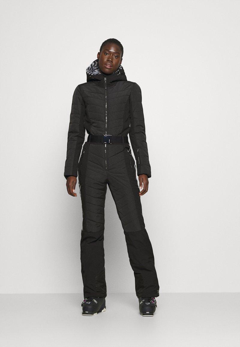 Luhta - ELGMO - Snow pants - black