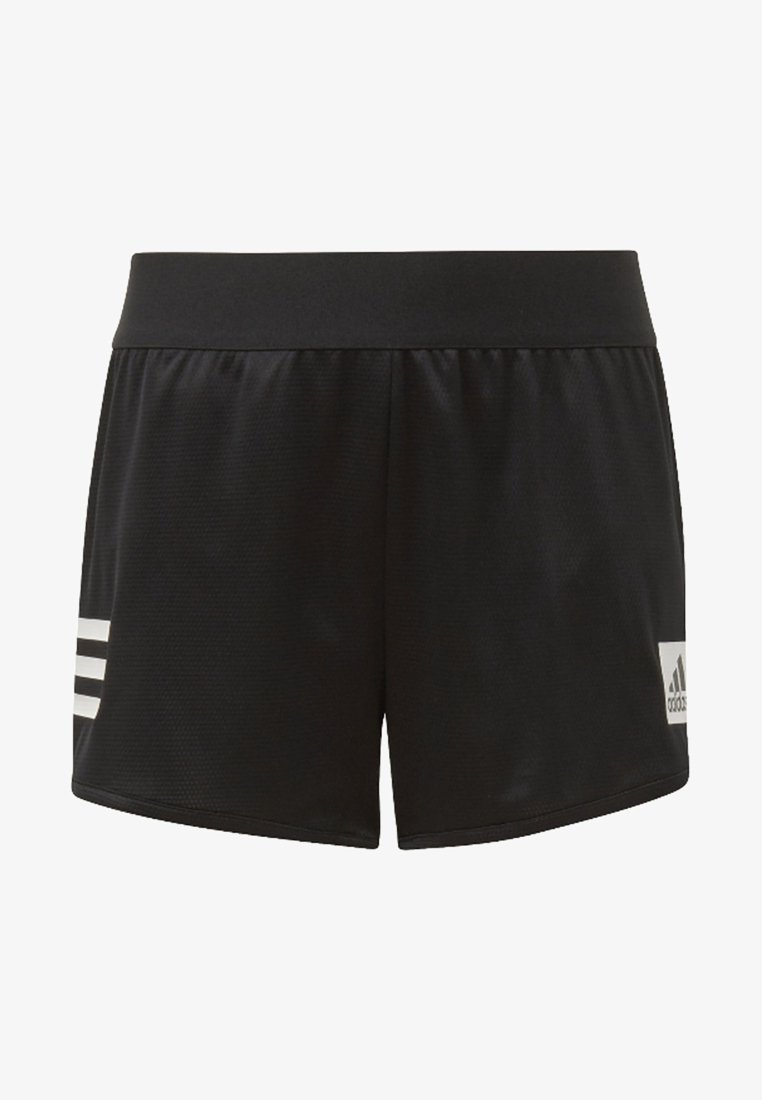 adidas Performance - COOL SHORTS - Urheilushortsit - black/ white