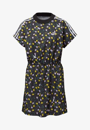 ALLOVER PRINT TEE DRESS - Vestido ligero - multicolour