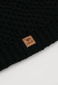 Chillouts - NELE HAT - Beanie - black - 4
