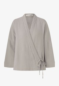 OYSHO - Summer jacket - beige - 5