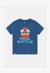 LEGO Wear - Print T-shirt - dark blue - 0