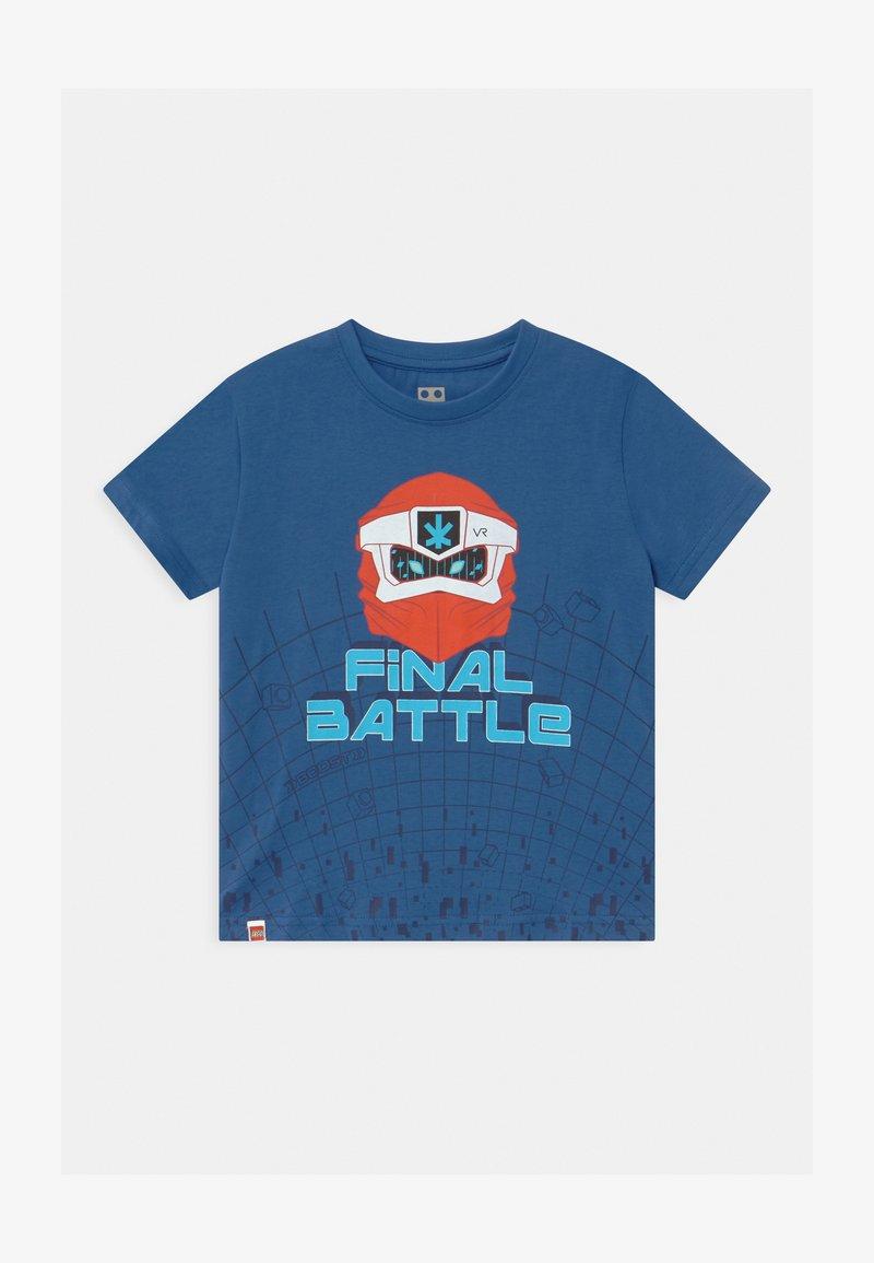 LEGO Wear - Print T-shirt - dark blue