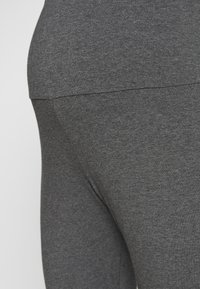 Cotton On - MATERNITY  - Leggings - charcoal marle - 4