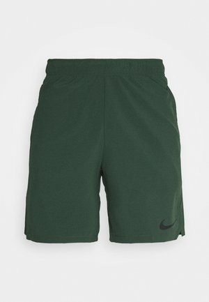 SHORT  - Sports shorts - galactic jade/black