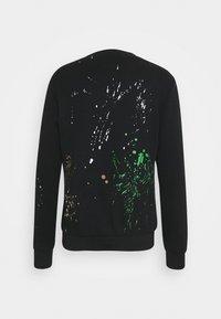 Paul Smith - GENTS PAINT SPLATTER PRINT - Sweatshirt - black - 6