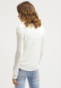 ONLY - ONLGEENA - Sweter - cloud dancer - 2