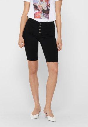 ONLRAIN - Jeans Shorts - black