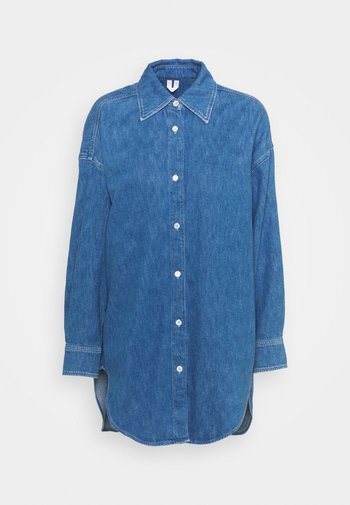 SHIRT - Camisa - mid blue wash
