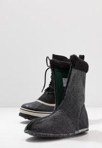 Sorel - CARIBOU - Winter boots - black - 5