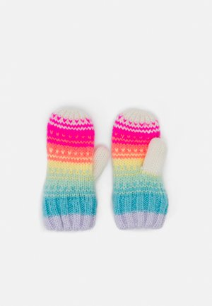 HAPPY UNISEX - Mittens - multicoloured