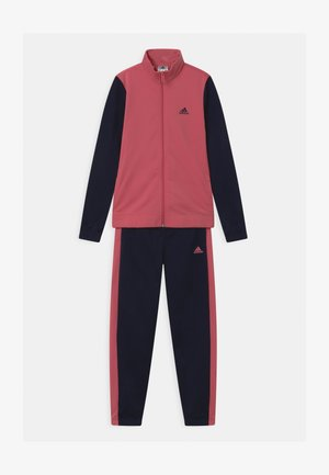 SET UNISEX - Tracksuit - hazy rose/legend ink