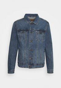 Springfield - TRUCK - Džínová bunda - medium blue - 0