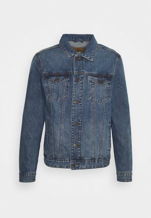 TRUCK - Jeansjacka - medium blue