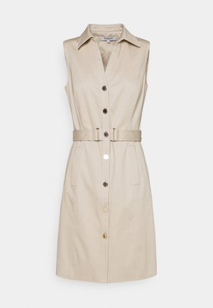 Shirt dress - ficelle