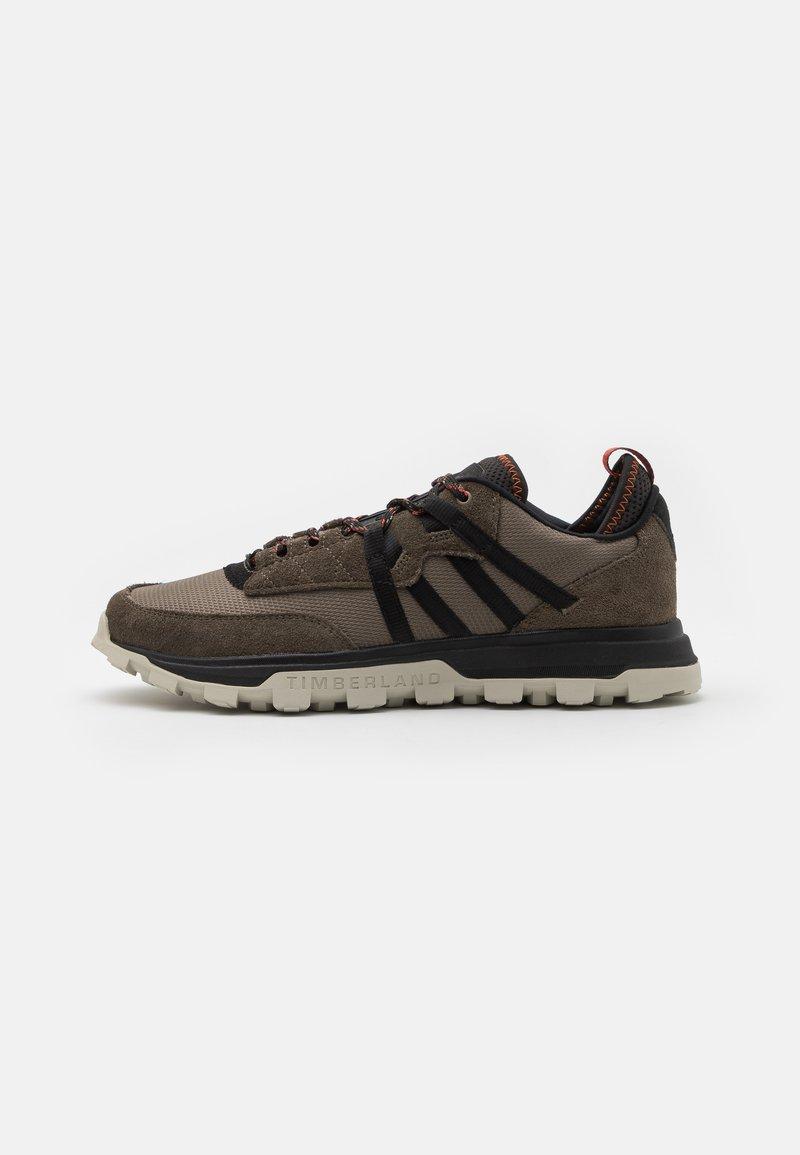 Timberland - TREELINE MOUNTAIN RUNNER - Sneakers - medium grey/black