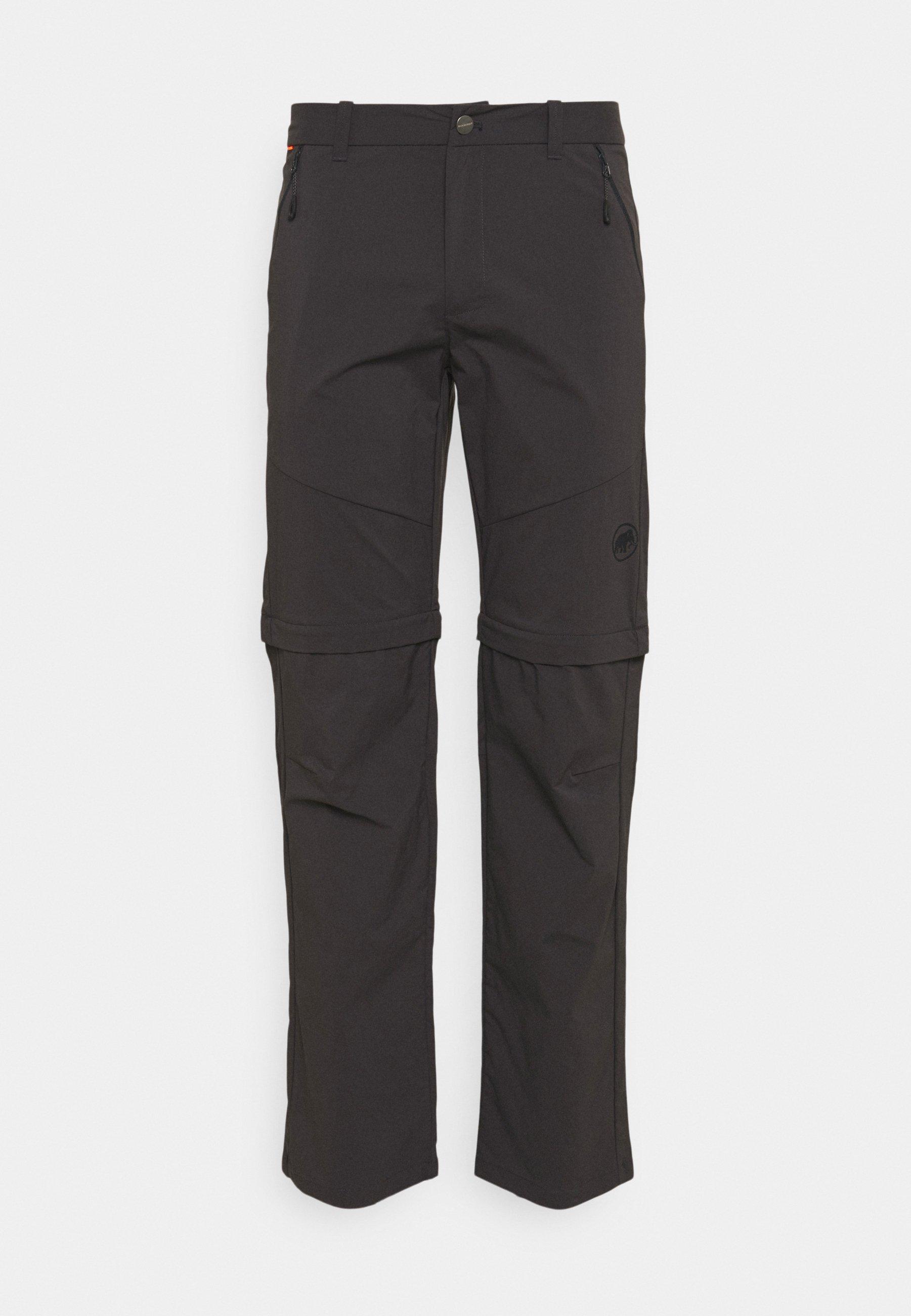 Uomo HIKING ZIP OFF PANTS MEN - Pantaloni