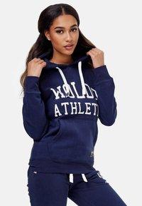 Woldo Athletic - Hoodie - blue - 0