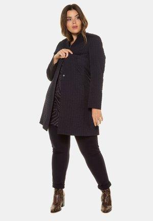 Short coat - mitternachtsblau