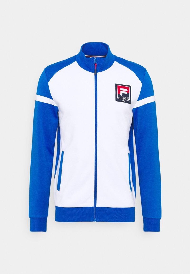 Fila - JACKET SMUDO - Sportovní bunda - blue iolite