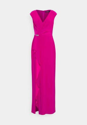 CLASSIC LONG GOWN - Occasion wear - aruba pink