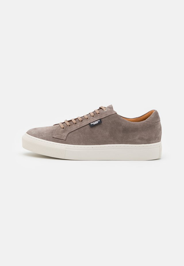 CHARLTON II CUP - Baskets basses - taupe