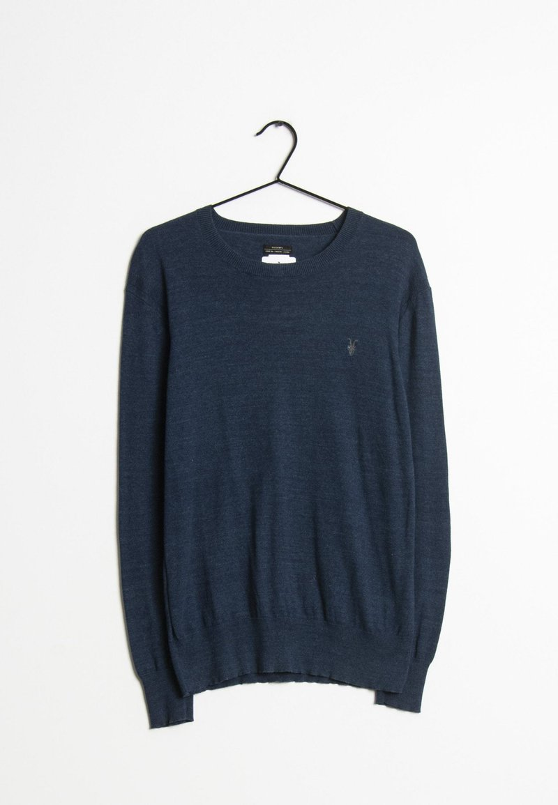 AllSaints - Pullover - blue