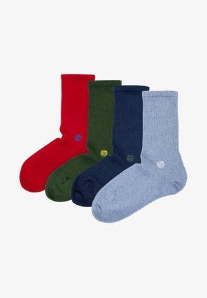 4 PACK - Socks - multi coloured