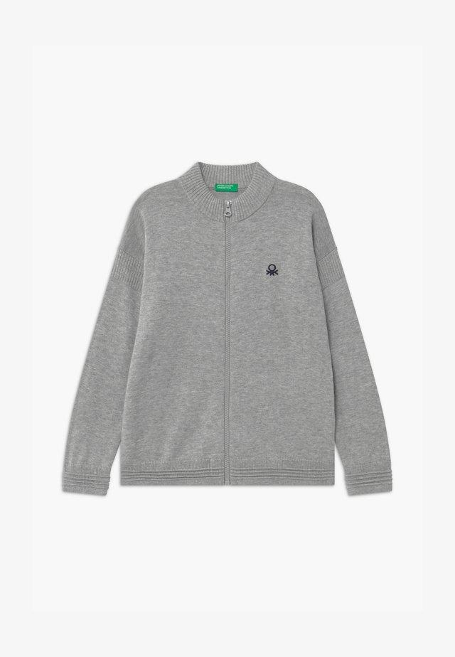 BASIC BOY - Kofta - grey