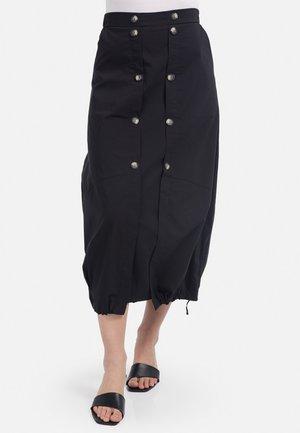Puffball skirt - schwarz