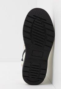 Laura Biagiotti - Šněrovací kotníkové boty - white - 5