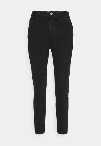 FREJA BOYFRIEND - Slim fit jeans - black