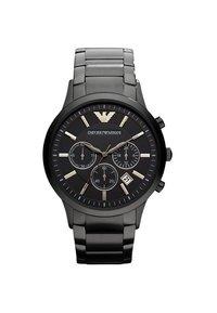 Emporio Armani - Chronograph watch - schwarz - 0