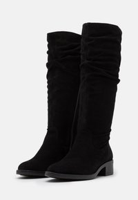 Tamaris - BOOTS - Laarzen - black - 2