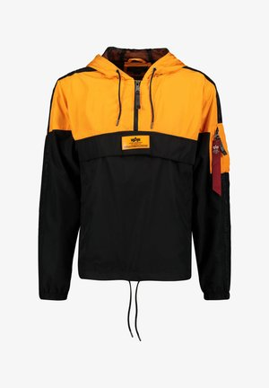 TAPE ANORAK - Windbreaker - orange (33)