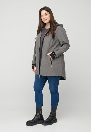 Chaqueta outdoor - grey