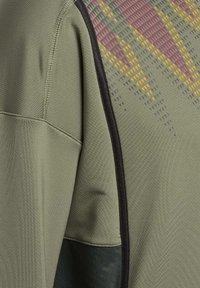 adidas Performance - PRIME COLD.RDY TOP CREW SWEATSHIRT - Sudadera - green - 6
