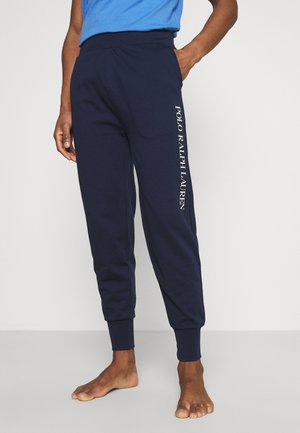 LOOP BACK - Pyjama bottoms - cruise navy