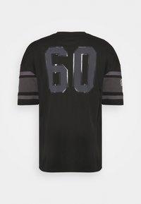 Fanatics - NFL LAS VEGAS RAIDERS FRANCHISE  - Print T-shirt - black - 1